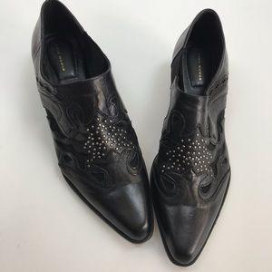 0a7911d031057 Women s Studded Ankle Boots Zara on Poshmark
